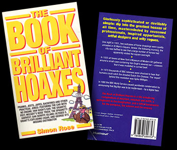 Book Of Brilliant Hoaxes