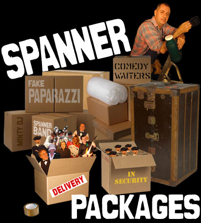Spanner Packages
