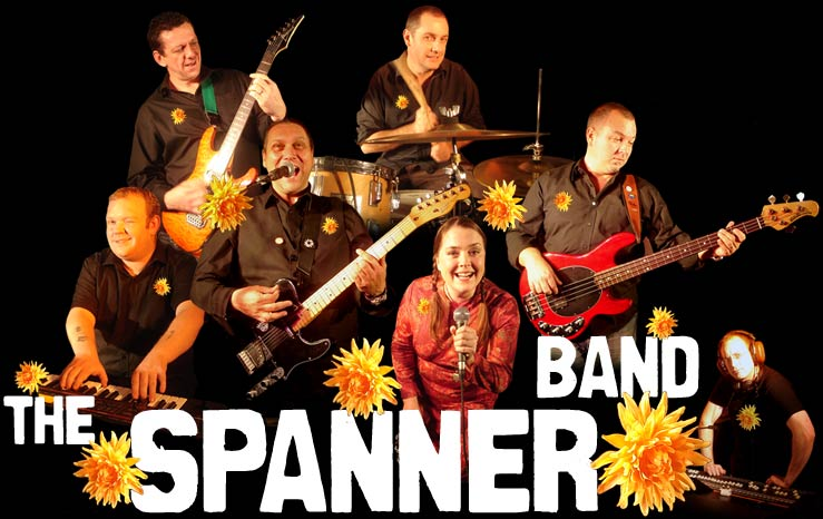 Spanner Live Band