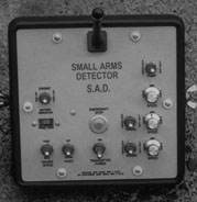 Small Arms Detector
